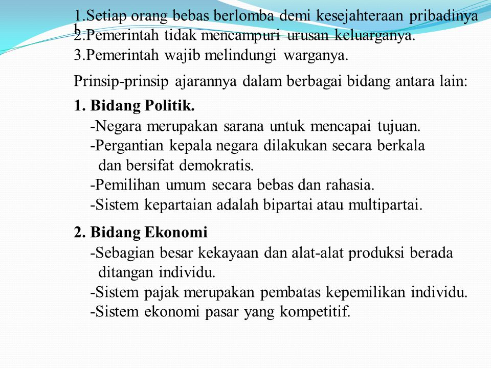 3.Ideologi Komunis Ideologi komunis merupakan ideologi yang didasarkan pada Manifesto Comunis.