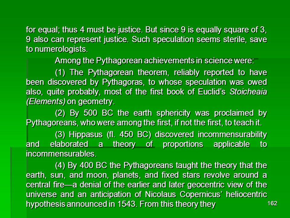 161 philosophy.