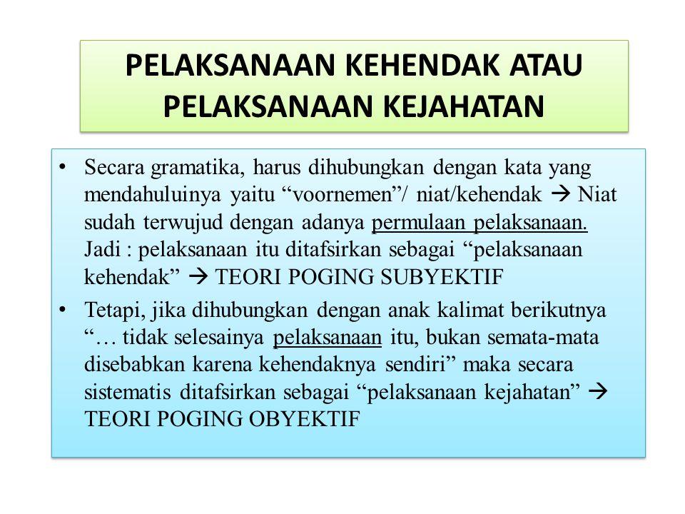 CRIMINAL ATTEMPT Preparation Criminal Preparation, Criminal Attempt, and Crime Commission. 8