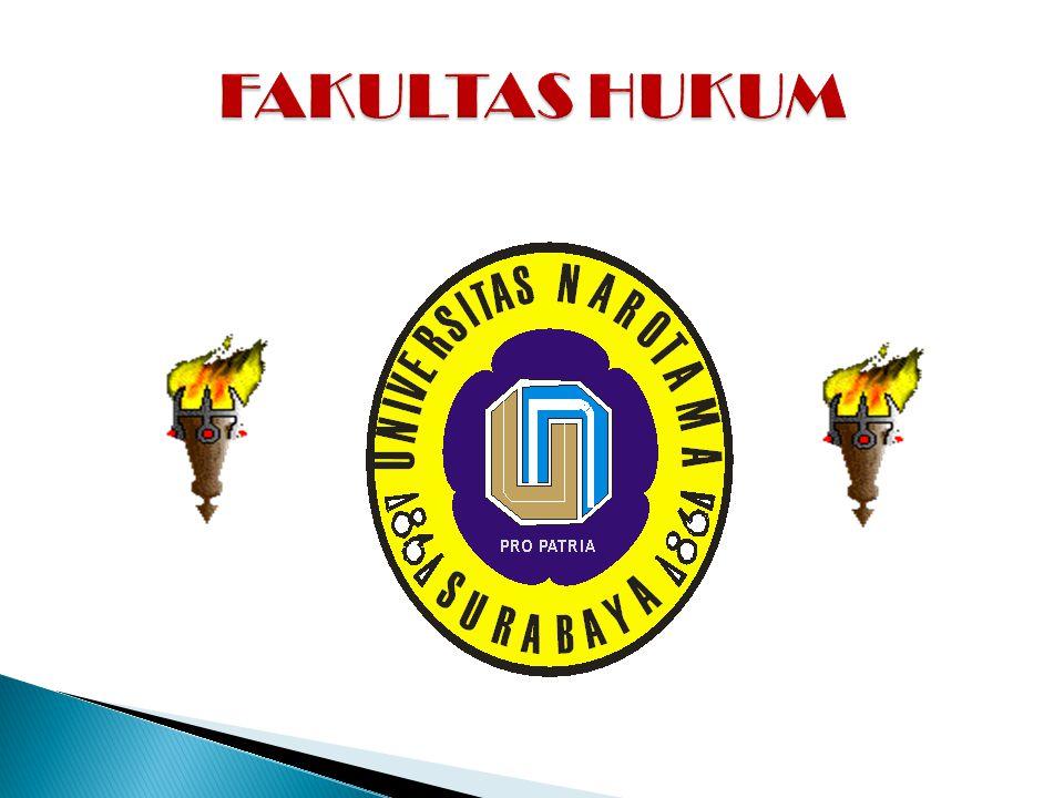 TUTIEK RETNOWATI, SH.,MH FAKULTAS HUKUM UNNAR SBY Pertemuan ke 1.