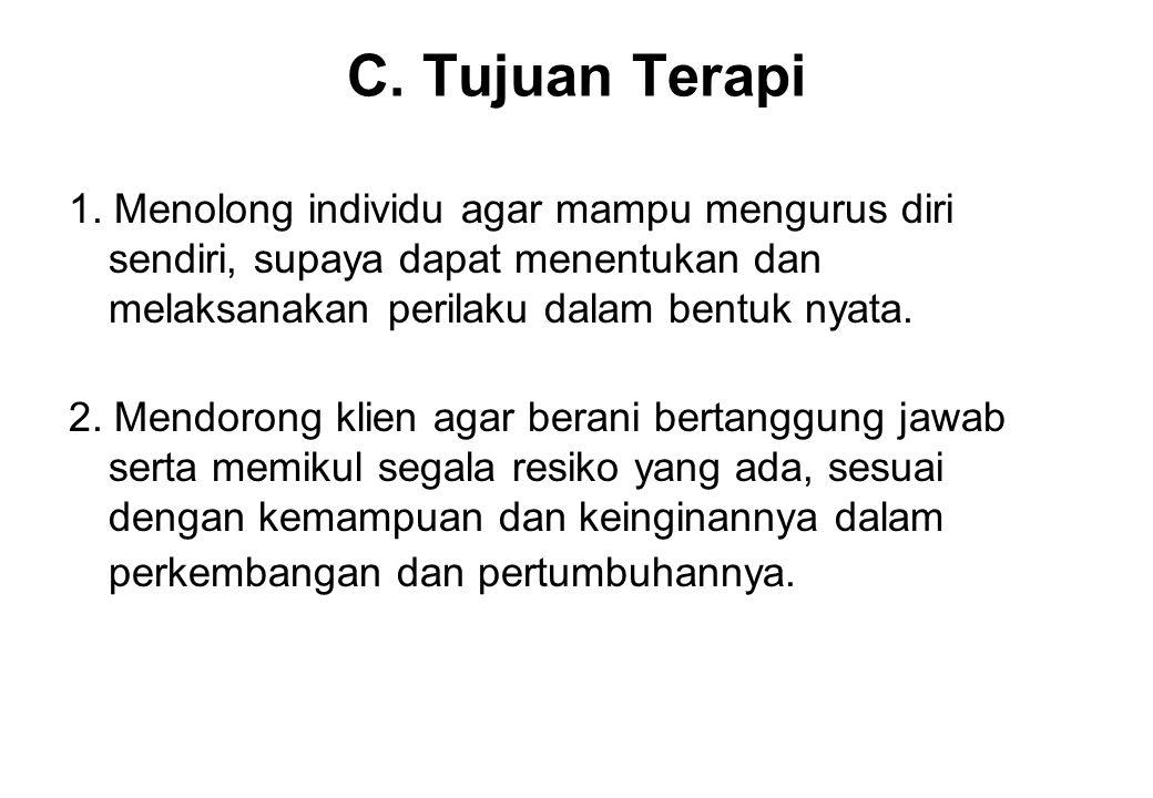 C.Tujuan Terapi 1.