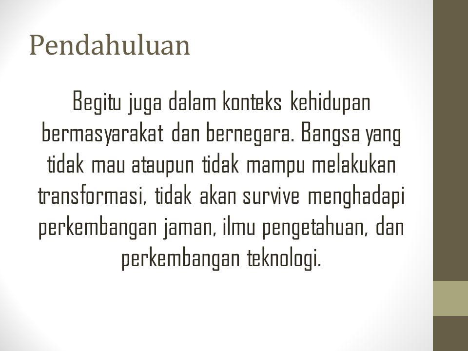 Bangsa Indonesia Karakteristik Bangsa Indonesia Gotong royong Musyawarah mufakat …