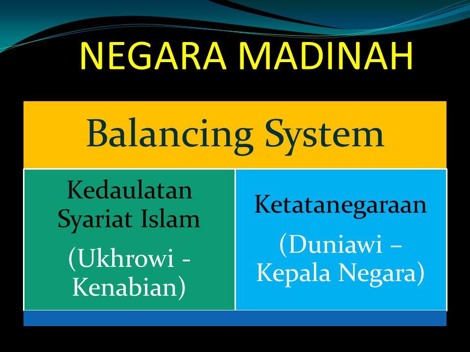 5.Pemilihan oleh Dewan Musyawarah (Usman Ibn Affan) 6.