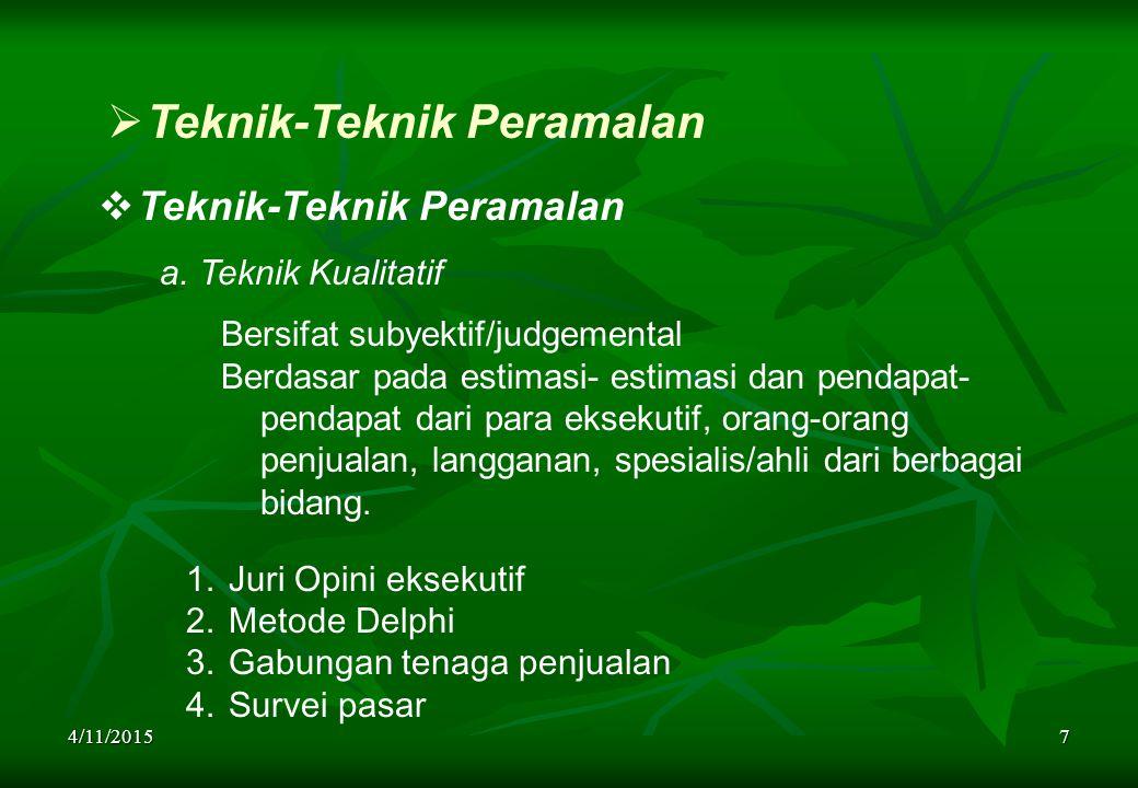 4/11/201518 Soal PT.Jaya Cocco memproduksi makanan ringan.