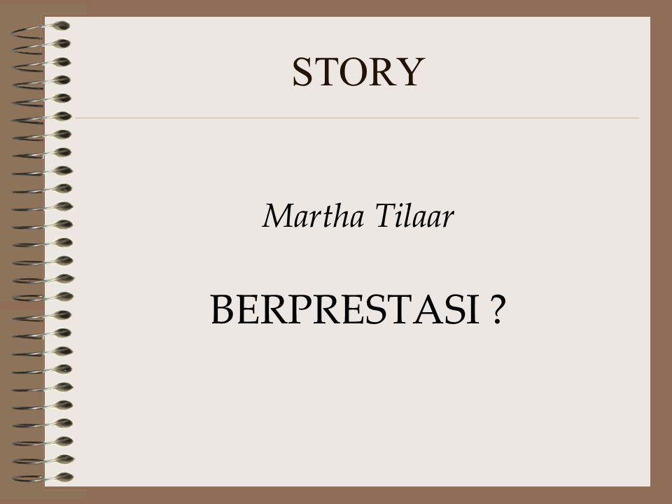 STORY Martha Tilaar BERPRESTASI