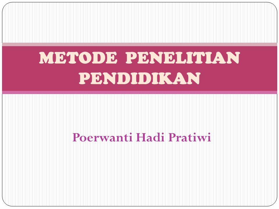 PENELITIAN KUALITATIF 1.