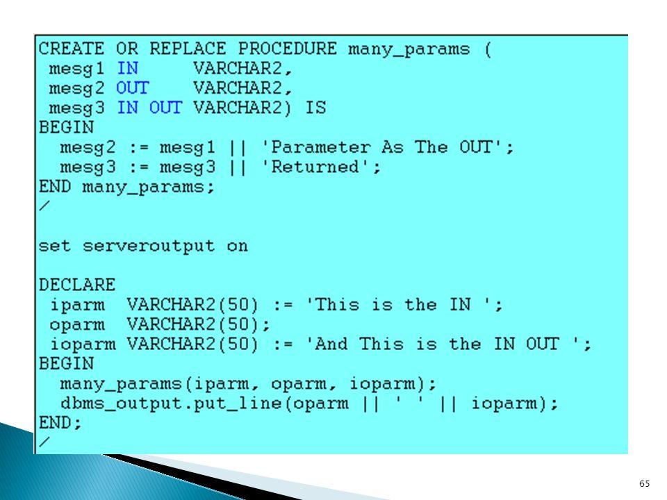 1.Jelaskan perbedaan antara fungsi dan prosedur. 2.