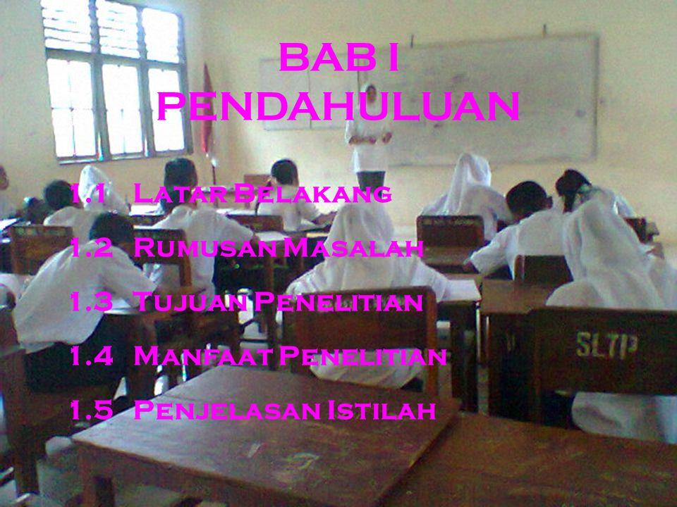 SEMINAR HASIL Penerapan Model Pembelajaran ROPES terhadap hasil belajar Siswa materi Bangun Datar pada kelas VII SMP PGRI Mawah Kabupaten Maluku Tenga