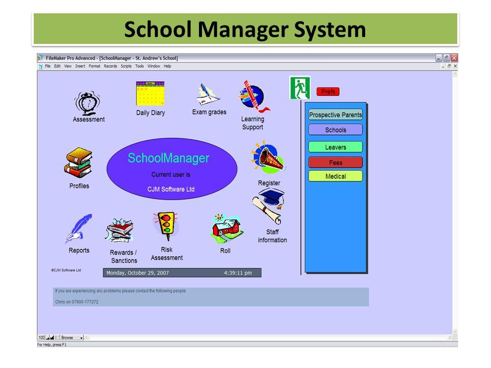 Penggunaan TPS dalam pendidikan ( Data Nilai Raport Siswa) Sistem Penulisan Raport File Master Nilai Siswa Data Siswa dalam Buku raport Siswa : Nomer