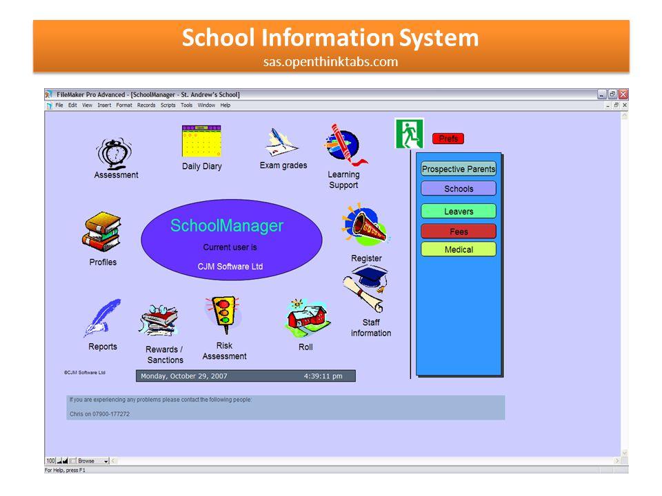 Sistem informasi manajemen sekolah berbasis web
