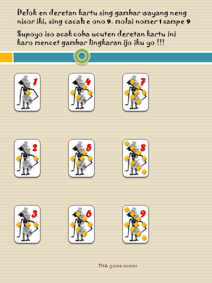 Ini sebuah game matematika sederhana yang digunakan untuk mencoba membaca batin anda dengan angka yang telah anda pilih……..