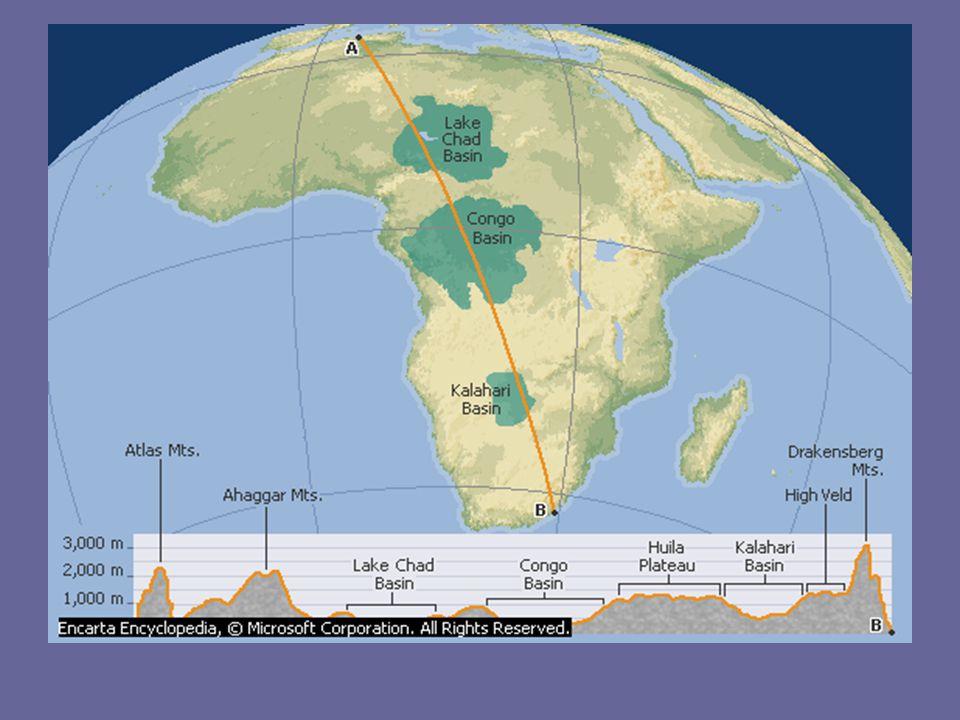 B.Flora dan Fauna 1. flora hutan tropis > Hanya terdapat di sekitar pantai teluk Ginea.