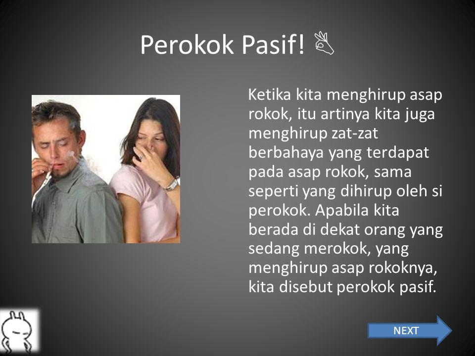 Perokok Pasif.