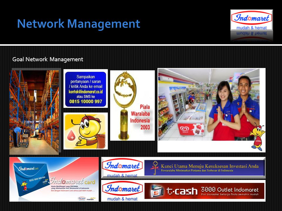 Goal Network Management