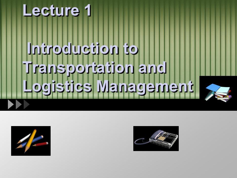 Aktivitas-aktivitas dalam manajemen logistik (2): 3.