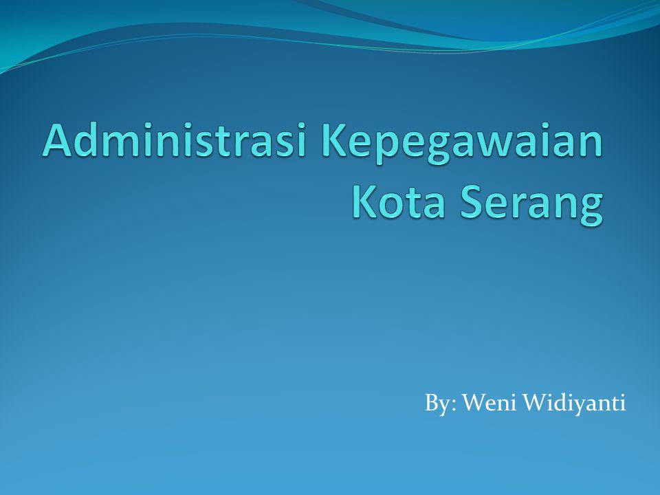 By: Weni Widiyanti