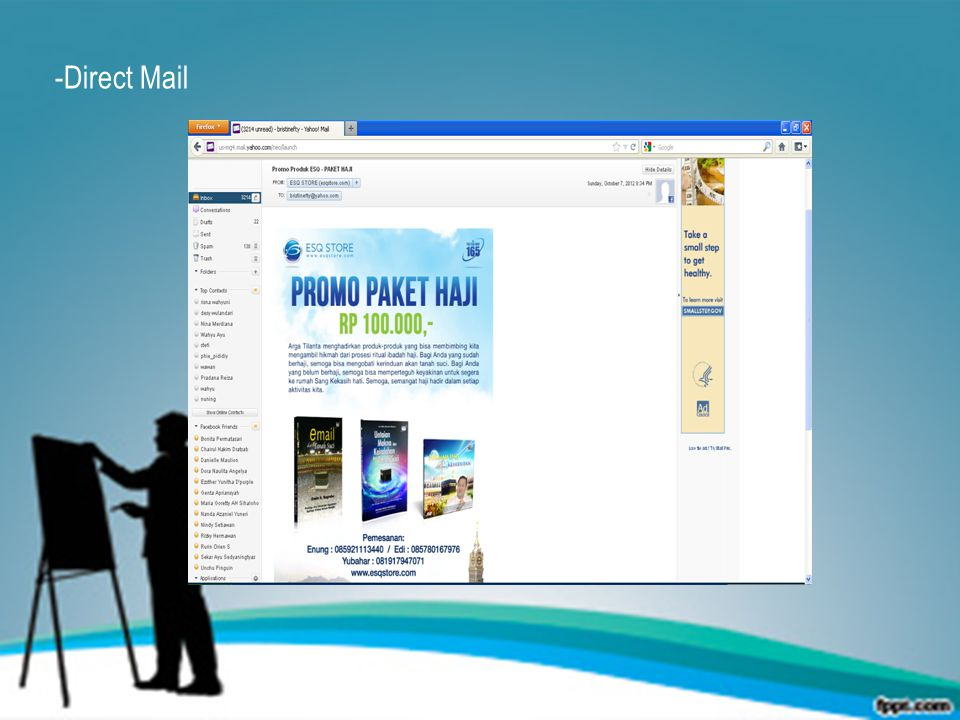 -Direct Mail