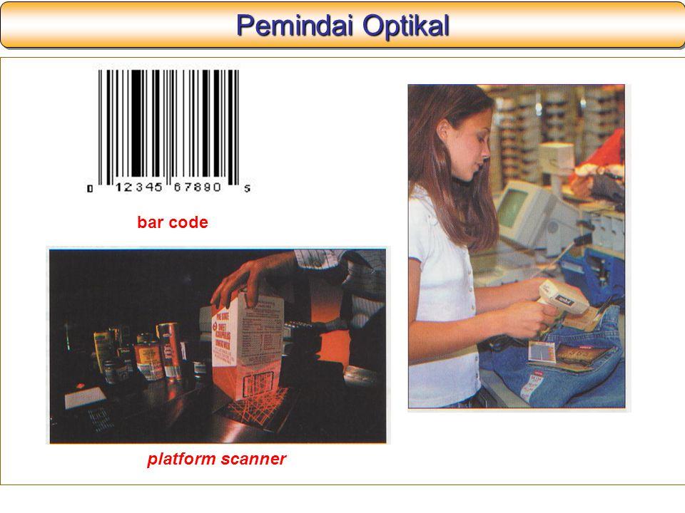 platform scanner bar code