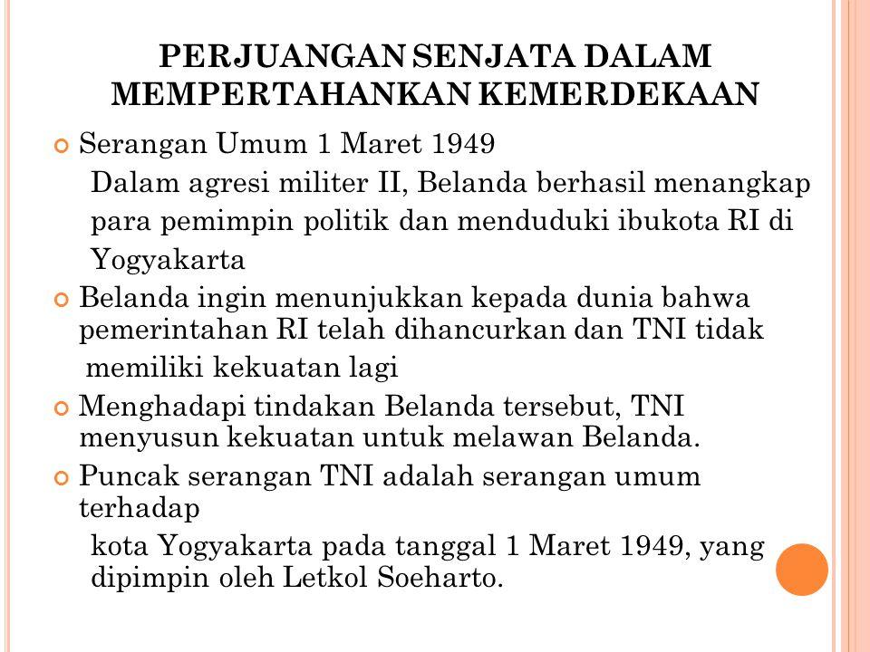 PERJUANGAN SENJATA DALAM MEMPERTAHANKAN KEMERDEKAAN PERTEMPURAN MEDAN AREA 10 Desember 1945.