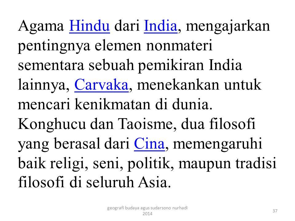 Pada abad ke-20, di kedua negara berpenduduk paling padat se-Asia, dua aliran filosofi politik tercipta.