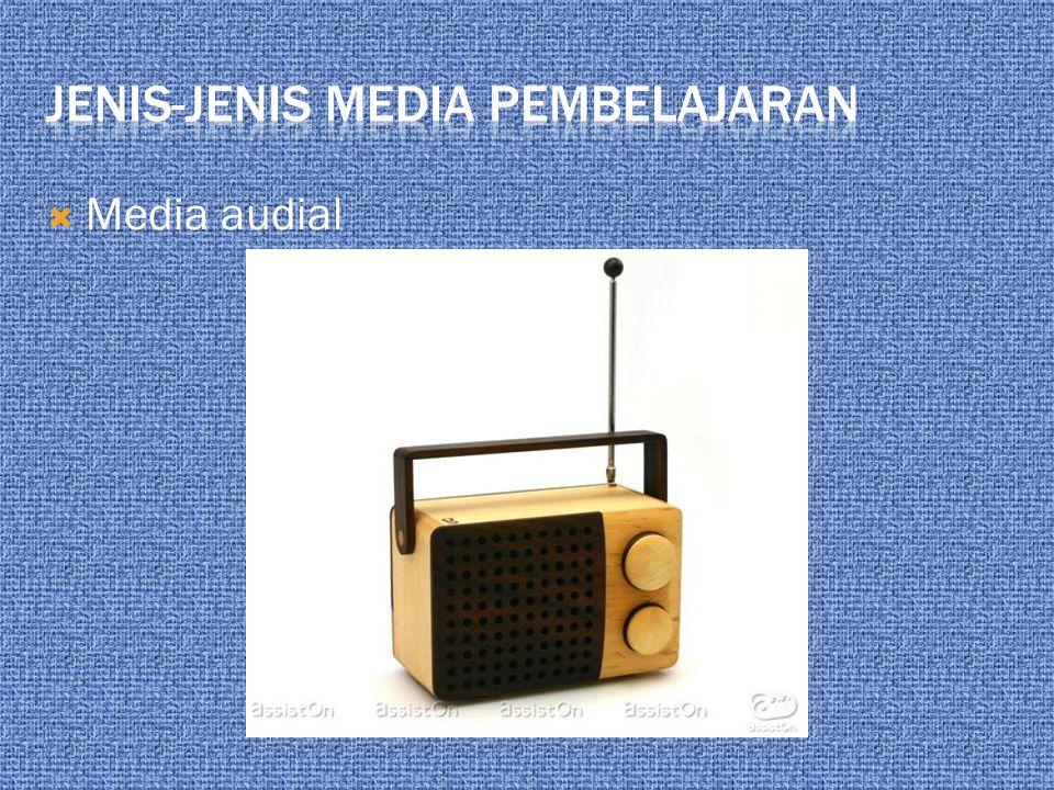  Media audial