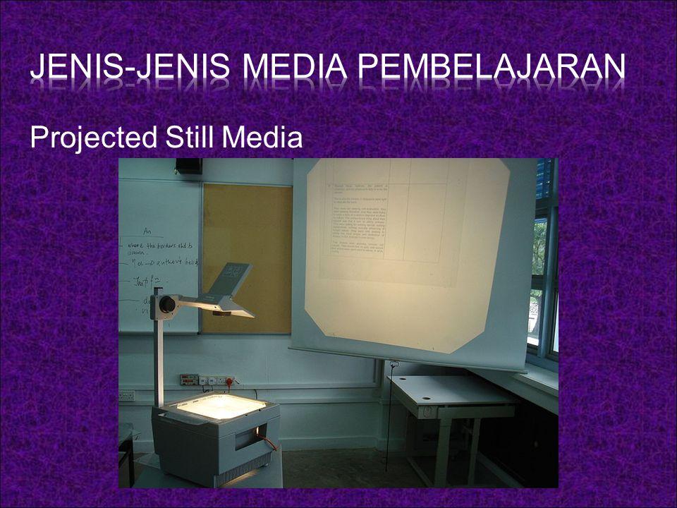 Projected Still Media