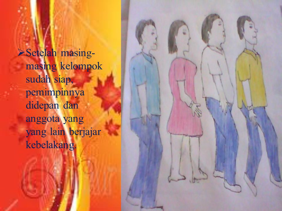 Langkah-Langkah:  Membagi peserta menjadi 3 sampai 4 kelompok.  Meminta salah satu diantara masing-masing kelompok untuk menjadi pemimpin yang akan