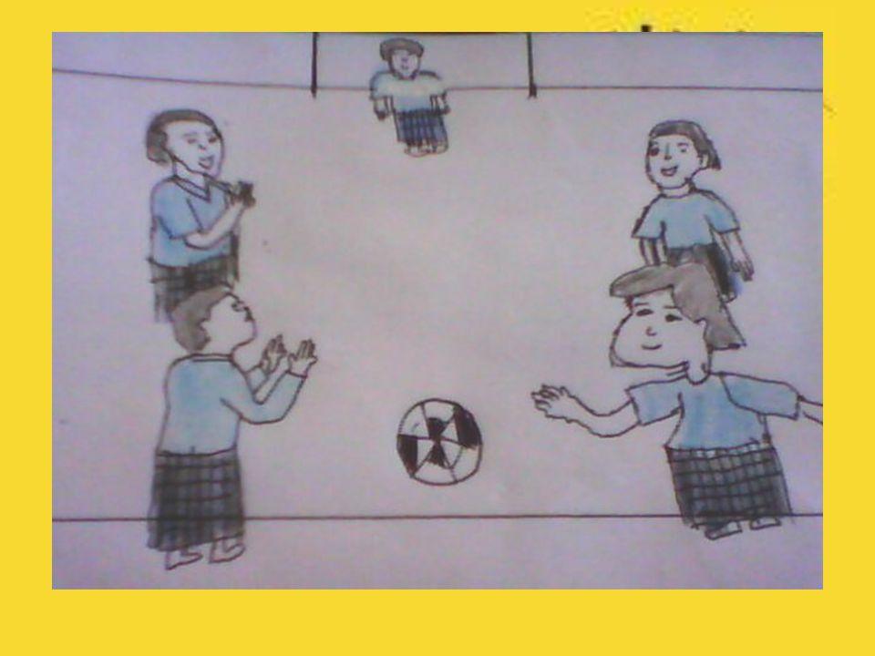  Setelah team terbentuk, masing-masing team yang akan bermain sepak bola memakai sarung dalam permainannya. Peraturannya apabila ada suara musik masi