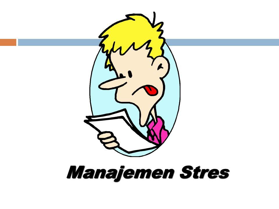 Manajemen Stres
