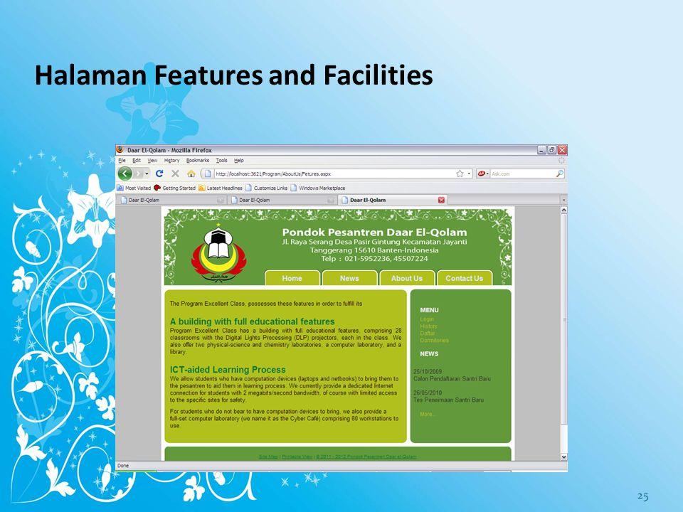 Halaman Daily Activities 24