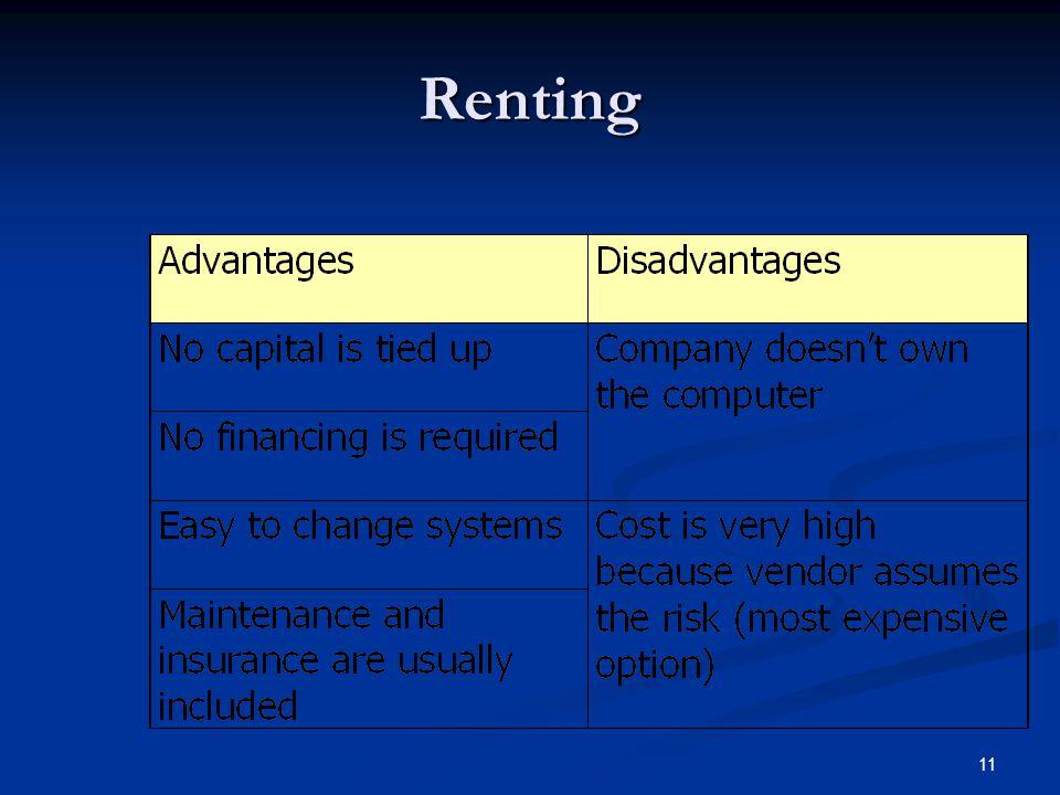 11 Renting