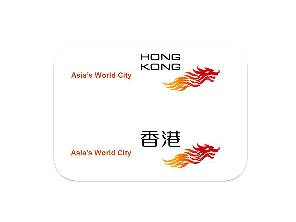 Asia's World City