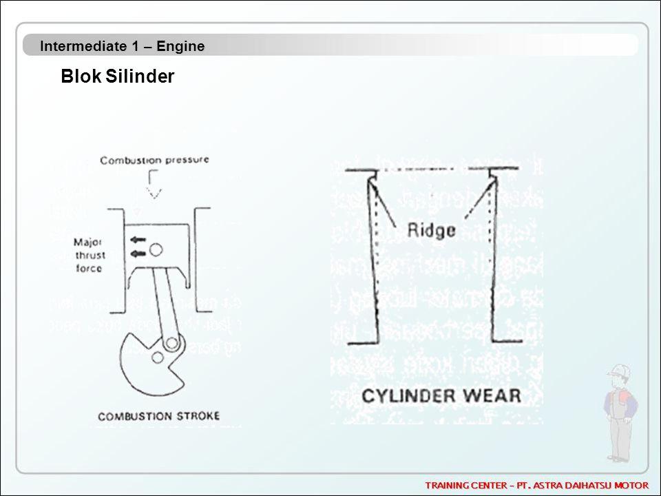 Intermediate 1 – Engine Blok Silinder