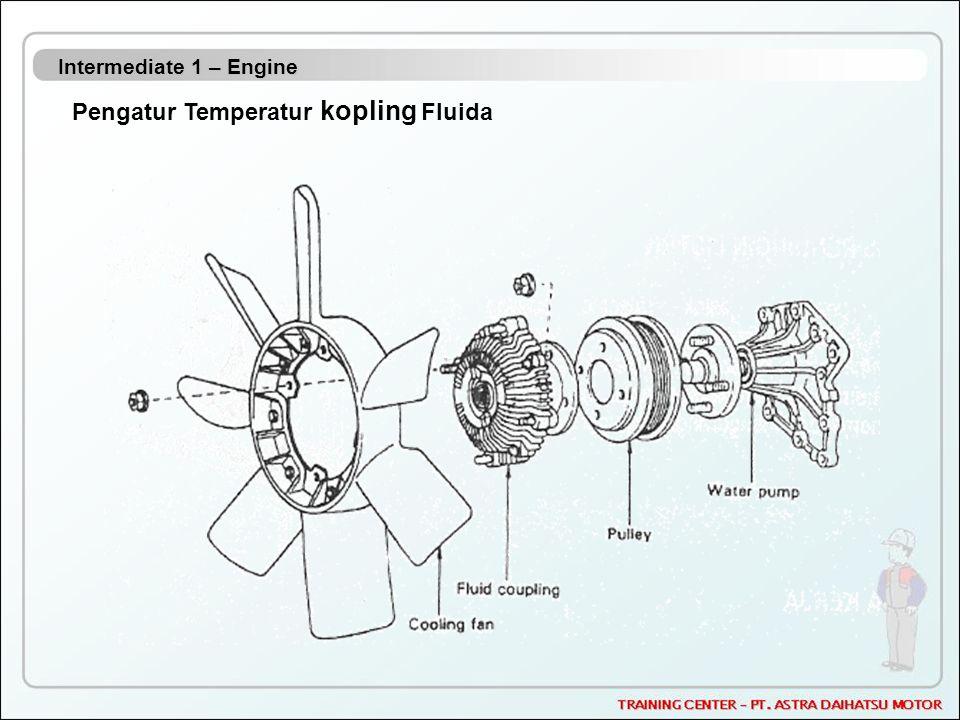 Intermediate 1 – Engine Pengatur Temperatur kopling Fluida
