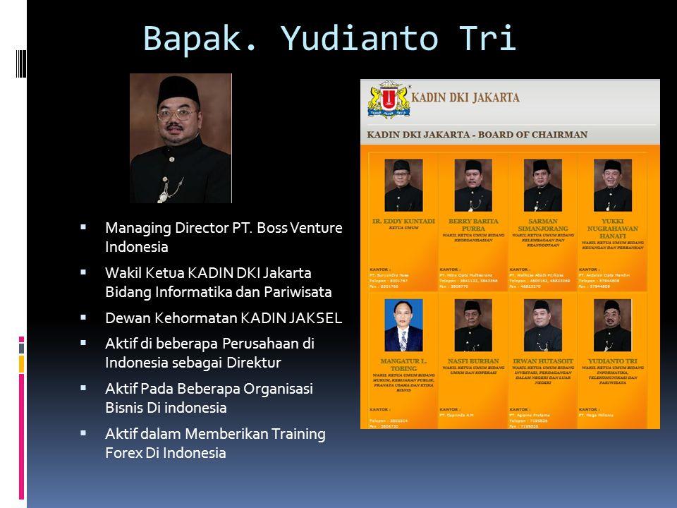 PT. BossVenture Indonesia