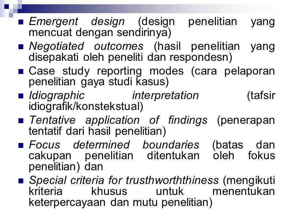 Melaporkan hasil penelitian Laporan penelitian adalah kerja akhir dari suatu proses panjang atau pendek dari suatu penelitian yang merupakan deskripsi sementara atau terakhir yang disusun secara sistematis, obyektif, ilmiah dan dilaksanakan tepat waktunya.