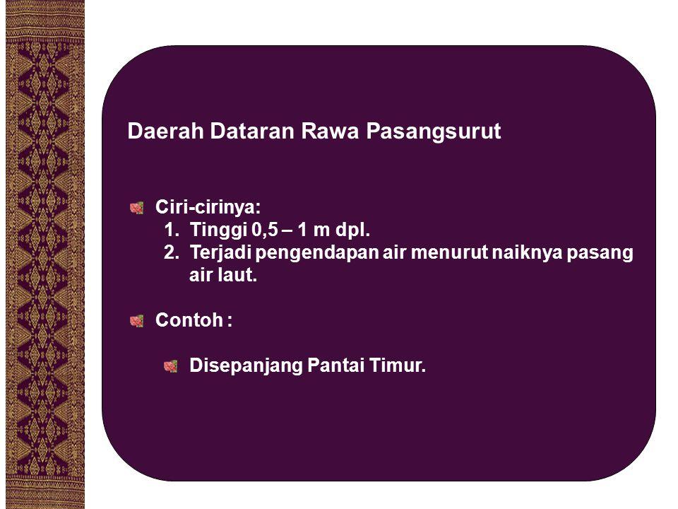 Lampung memiliki 5 River Basin yang utama: 1.River Basin Tulangbawang, 2.River Basin Seputih, 3.River Basin Sekampung, 4.River Basin Semangka, dan 5.River Basin Way Jepara.