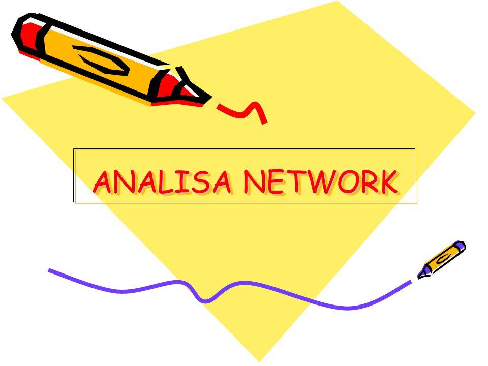 ANALISA NETWORK