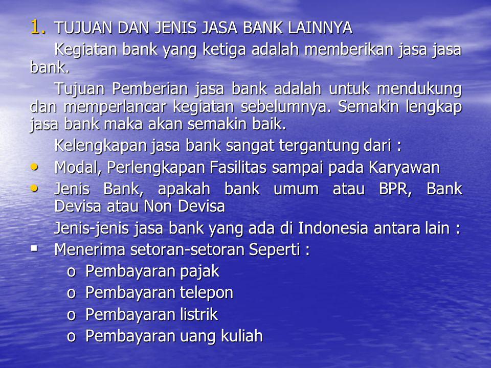 Proses Bank Garansi 1.Negoisasi awal antara pemeli (PT.