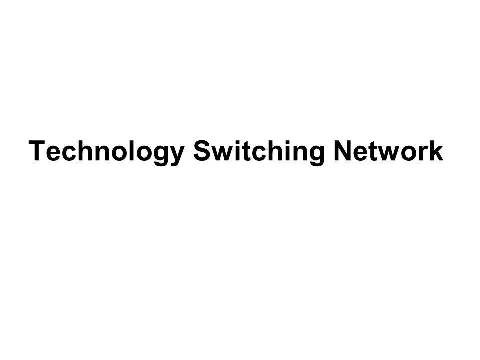 Node-node jaringan memroses tiap paket secara independen Jika host A megirim dua paket berurutan ke host B pada sebuah jaringan paket datagram, jaringan tidak dapat menjamin bahwa kedua paket tersebut akan dikirim bersamaan, kenyataannya kedua paket tersebut dikirimkan dalam rute yang berbeda Paket-paket tersebut disebut datagram Implikasi dari switching paket datagram : –Urutan paket dapat diterima dalam susunan yang berbeda dari ketika dikirimkan –Tiap paket header harus berisi alamat tujuan yang lengkap Packet Swiched Datagram