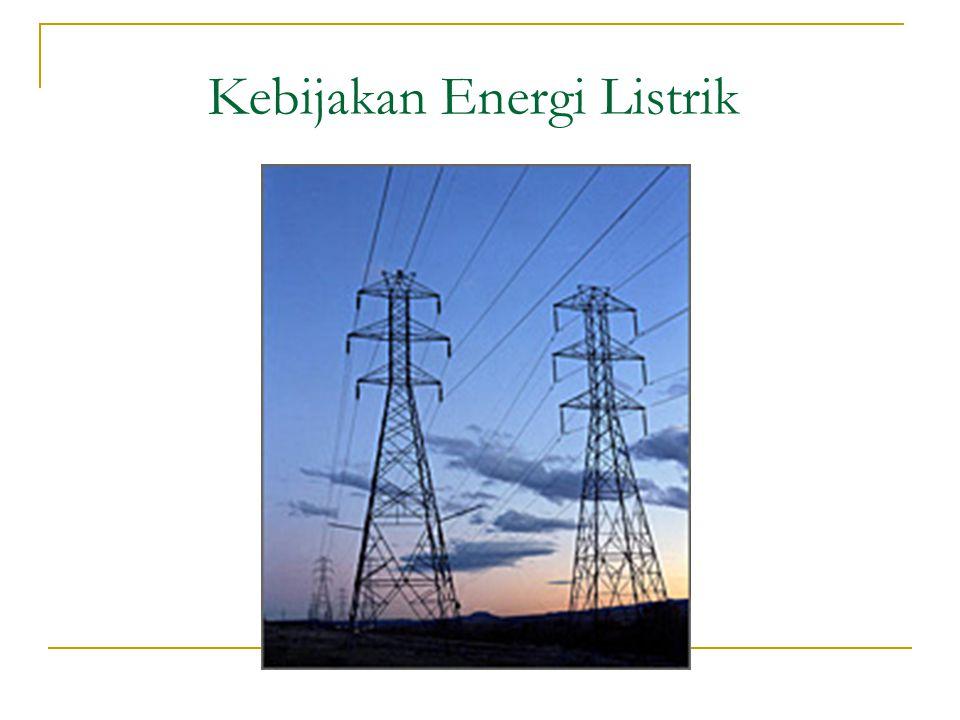 Pertumbuhan Pemanfaatan Energi Angin di Dunia