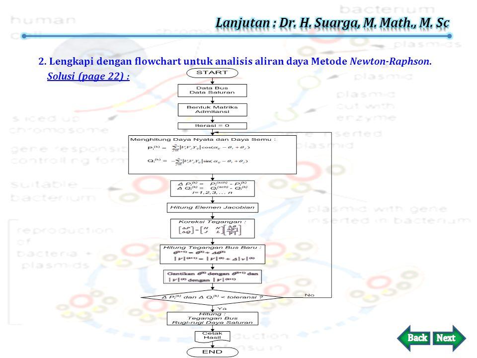 1. Lengkapi dengan block diagram untuk sistem software yang dibuat. Solusi (page L-17) :