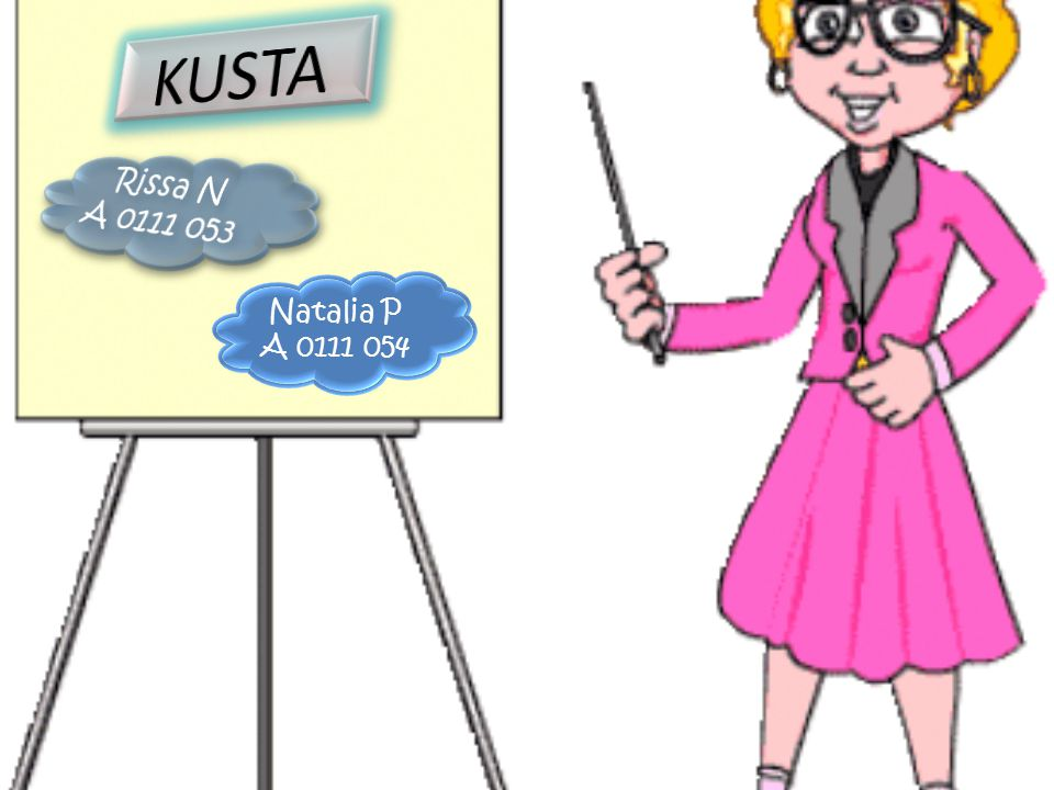 Natalia P A 0111 054