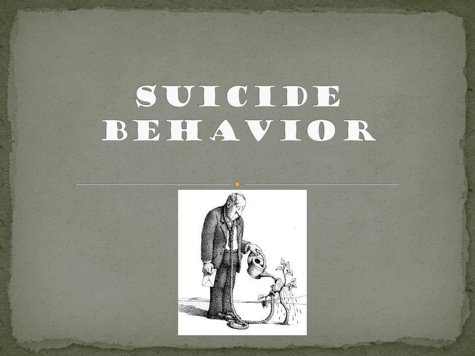 Menurut Budi Anna Keliat, bunuh diri adalah tindakan agresif yang merusak diri sendiri dan dapat mengakhiri kehidupan.