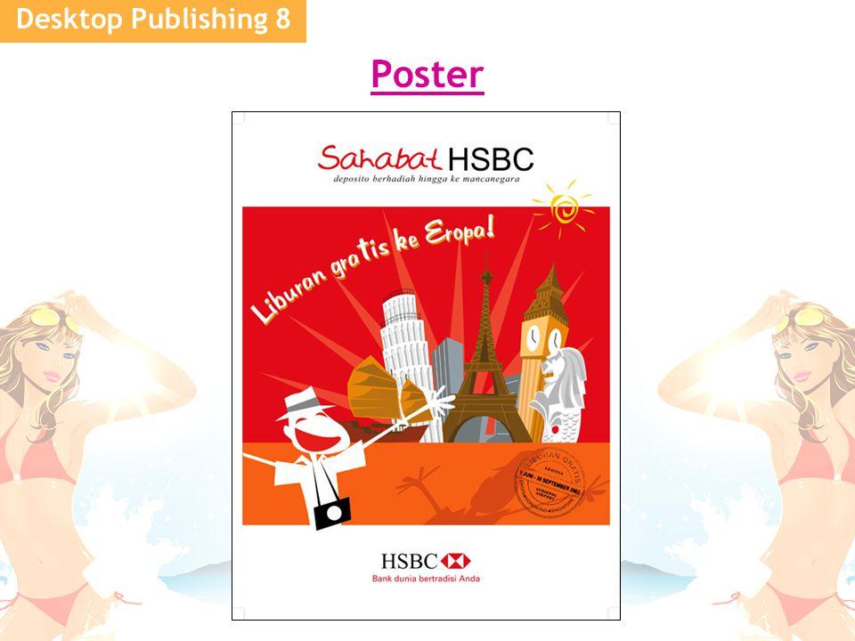 Desktop Publishing 8 Poster