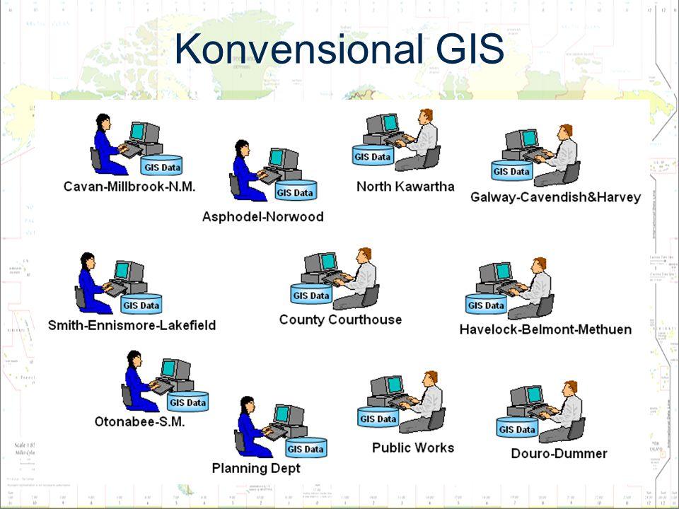 10 Konvensional GIS