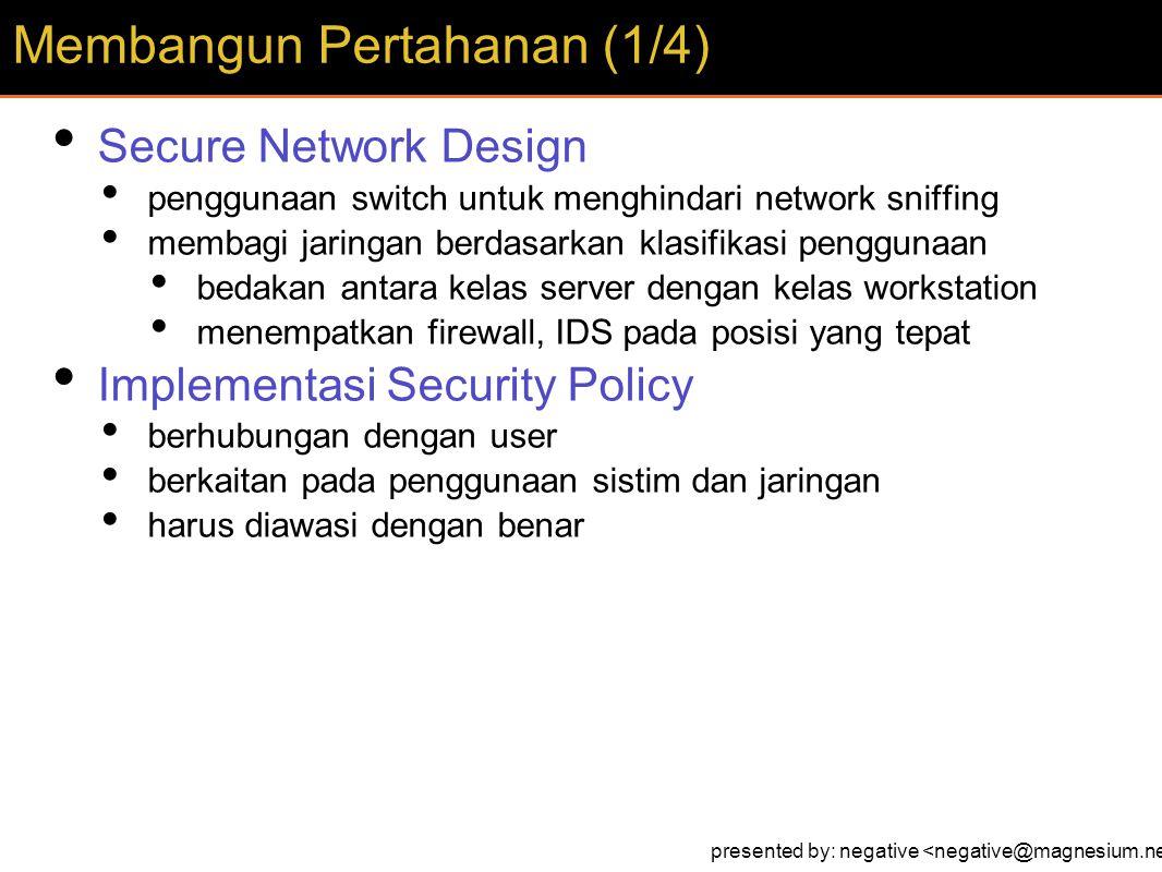 Secure Network Design penggunaan switch untuk menghindari network sniffing membagi jaringan berdasarkan klasifikasi penggunaan bedakan antara kelas se
