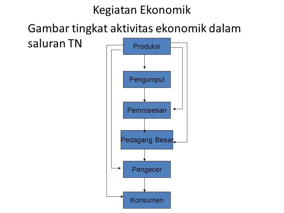 3. Philips (1968) TN adl sbg usaha untuk mengumpulkan informasi & kemunikasi (information gathering and comunication) TN orientasi ekonomik orientasi