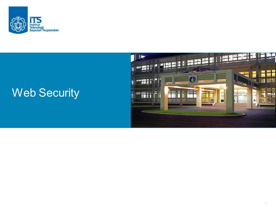 1 Web Security