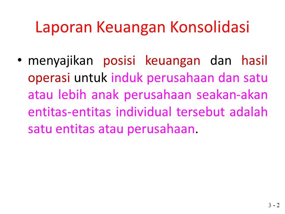 3 - 1 Laporan Keuangan Konsolidasi Bab 3